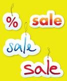 τις πωλήσεις που τίθεντ&alph Στοκ φωτογραφία με δικαίωμα ελεύθερης χρήσης
