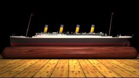 τιτανικός Στοκ φωτογραφίες με δικαίωμα ελεύθερης χρήσης