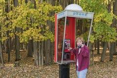 Τι; Κανένα Texting σε αυτό το τηλέφωνο; στοκ φωτογραφία