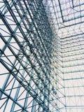 Τοίχοι γυαλιού Στοκ Φωτογραφίες