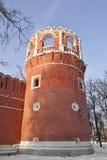 Τοίχοι και πύργος μοναστηριών Στοκ Φωτογραφία