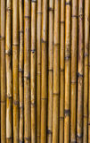 τοίχοι μπαμπού Στοκ φωτογραφία με δικαίωμα ελεύθερης χρήσης