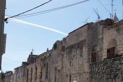 Τοίχοι παλατιών Diocletian στη διάσπαση Στοκ φωτογραφίες με δικαίωμα ελεύθερης χρήσης