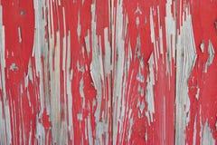 Τοίχοι που ξεφλουδίζουν το χρώμα Στοκ Εικόνες