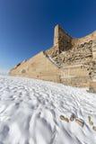 Τοίχοι πόλεων της αρχαίας πόλης Ani, Kars, Τουρκία Στοκ εικόνες με δικαίωμα ελεύθερης χρήσης