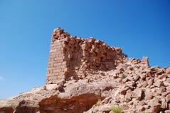 Τοίχοι σταυροφόρων Στοκ εικόνες με δικαίωμα ελεύθερης χρήσης