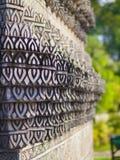 Τοίχοι του ΝΑΟΥ στοκ εικόνα