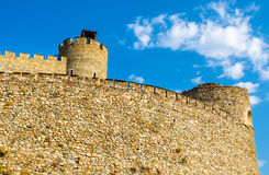 Τοίχοι του φρουρίου των Σκόπια Στοκ Εικόνες
