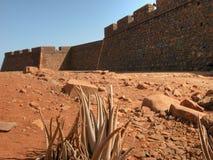 Τοίχοι Capo Verde, Μαΐου 2003 στοκ φωτογραφία
