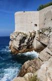 Τοίχοι Dubrovnik Στοκ Φωτογραφίες