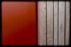 Τοίχος ή πόρτα; Στοκ εικόνες με δικαίωμα ελεύθερης χρήσης