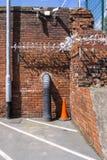 Τοίχος ανάβαση-απόδειξης Στοκ Φωτογραφίες