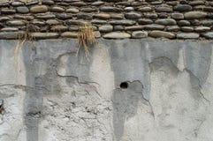 Τοίχος απορρίψεων Στοκ Φωτογραφίες