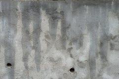 Τοίχος απορρίψεων Στοκ εικόνες με δικαίωμα ελεύθερης χρήσης