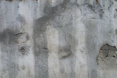 Τοίχος απορρίψεων Στοκ Φωτογραφία