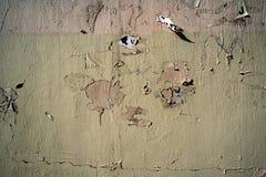τοίχος αποφλοίωσης χρωμ Στοκ εικόνες με δικαίωμα ελεύθερης χρήσης