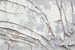 τοίχος αποφλοίωσης χρωμ Στοκ φωτογραφία με δικαίωμα ελεύθερης χρήσης