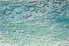 τοίχος αποφλοίωσης χρωμ Στοκ Φωτογραφία