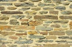 Τοίχος βράχου Schiste Queenstown στοκ φωτογραφία με δικαίωμα ελεύθερης χρήσης