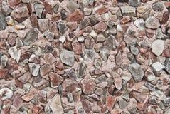 τοίχος γρανίτη Στοκ εικόνες με δικαίωμα ελεύθερης χρήσης