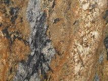 Τοίχος γρανίτη Στοκ Εικόνες