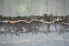 τοίχος γρατσουνιών Στοκ εικόνες με δικαίωμα ελεύθερης χρήσης