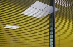 τοίχος γραφείων γυαλιο Στοκ Εικόνα