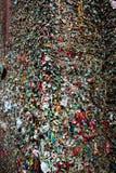 Τοίχος γόμμας του Σιάτλ Στοκ Εικόνες