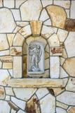 τοίχος διακοσμήσεων Στοκ Εικόνα