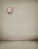τοίχος δωματίων κρητιδο&gamm Στοκ Εικόνες