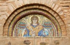 τοίχος εικονιδίων εκκλησιών Στοκ φωτογραφίες με δικαίωμα ελεύθερης χρήσης