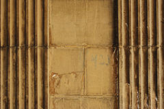Τοίχος - επίστρωμα με τη σύσταση λεπτομερειών ανακούφισης bacground Στοκ φωτογραφία με δικαίωμα ελεύθερης χρήσης