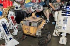 Τοίχος-ε χαρακτήρας παιχνιδιών ρομπότ Στοκ εικόνες με δικαίωμα ελεύθερης χρήσης