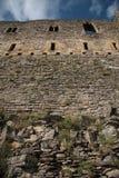 τοίχος κάστρων Στοκ εικόνα με δικαίωμα ελεύθερης χρήσης