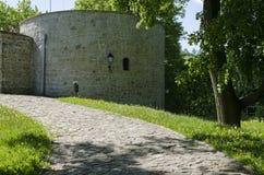 Τοίχος κάστρων Przemysl Στοκ Εικόνες