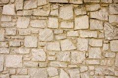 τοίχος κονιάματος γρανίτη Στοκ Φωτογραφία