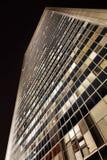Χαμηλός ουρανοξύστης γωνίας Στοκ Εικόνες