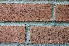 τοίχος λεπτομέρειας τούβλου Στοκ Εικόνες