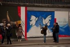 τοίχος μερών hlenstra μ του Βερο& Στοκ φωτογραφία με δικαίωμα ελεύθερης χρήσης