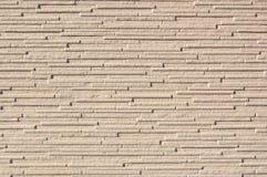 Τοίχος με μια λεπτή σύσταση πλακών Στοκ εικόνες με δικαίωμα ελεύθερης χρήσης