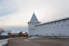 Τοίχος μοναστηριών Στοκ Εικόνα