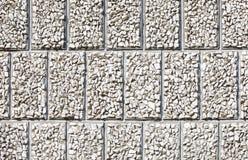 Τοίχος ομάδων δεδομένων πετρών Στοκ Φωτογραφίες