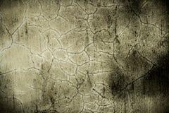 Τοίχος παλαιός με τις ρωγμές στοκ εικόνες