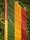 τοίχος περιπέτειας στοκ φωτογραφία με δικαίωμα ελεύθερης χρήσης