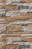 Τοίχος πετρών άμμου Στοκ Εικόνες