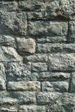 τοίχος πετρών ανασκόπησης Στοκ φωτογραφίες με δικαίωμα ελεύθερης χρήσης