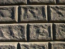 τοίχος πετρών ανασκόπησης Στοκ Φωτογραφία