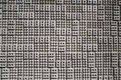 τοίχος πετρών προτύπων στοκ φωτογραφίες