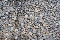 τοίχος πετρών τούβλου Στοκ εικόνες με δικαίωμα ελεύθερης χρήσης
