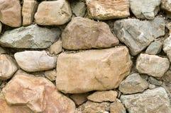 τοίχος πετρών Στοκ εικόνες με δικαίωμα ελεύθερης χρήσης